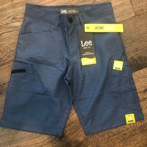 Boys Shorts - Lee Sports Series - Active Stretch